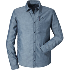 Schöffel Stockholm4 LG Camiseta Hombre, dress blues